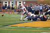 4th Quarter - Wabash College Little Giants at Allegheny College Gators - Saturday, November 4, 2017