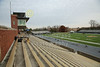 Blackstock Stadium is located on the Campus of DePauw University and Home to the Tigers - The 124th Monon Bell Classic featuring the Wabash College Little Giants at DePauw University Tigers - Saturday, November 11, 2017