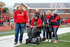 Trace Bulger is Welcomed Home - Wittenberg University Tigers at Wabash College Little Giants - Saturday, October 28, 2017
