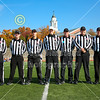 Game Day Officials - Allegheny College Gators at Wabash College Little Giants - Saturday, November 3, 2018