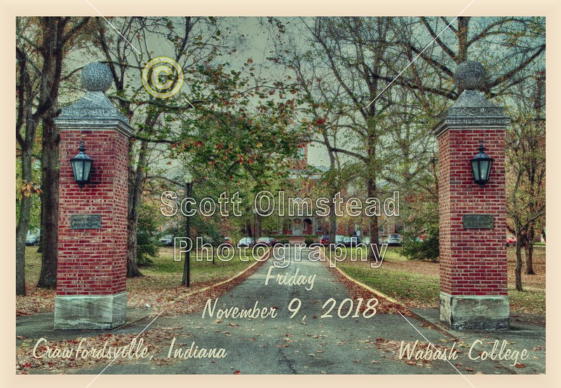 The 125th Monon Bell Classic Weekend - DePauw University Tigers at Wabash College Little Giants - Friday, November 9, 2018