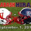 Wabash College Little Giants at Hiram College Terriers - Saturday, September 1, 2018