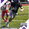 Official Game Program - Wabash College Little Giants at Kenyon College Lords - Saturday, September 15, 2019