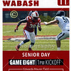 Official Game Day Program - Wabash College Little Giants at Wittenberg University Tigers - Saturday, October 27, 2018