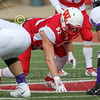1st Quarter - Kenyon College Lords at Wabash College Little Giants - Saturday, November 2, 2019