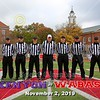Game Officials - Kenyon College Lords at Wabash College Little Giants - Saturday, November 2, 2019