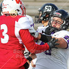 4th Quarter - Kenyon College Lords at Wabash College Little Giants - Saturday, November 2, 2019