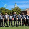 Game Day Officials - Ohio Wesleyan University Battlin' Bishops at Wabash College Little Giants - Saturday, October 5, 2019