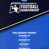 Official Game Program - NCAA Division III Playoffs - Wabash College Little Giants at North Central College Cardinals - Saturday, November 23, 2019