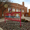 Benedetti-Wehrli Stadium is located on the Campus of North Central College and Home to the Cardinals - NCAA Division III Playoffs - Wabash College Little Giants at North Central College Cardinals - Saturday, November 23, 2019