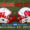 NCAA Division III Playoffs - Wabash College Little Giants at North Central College Cardinals - Saturday, November 23, 2019