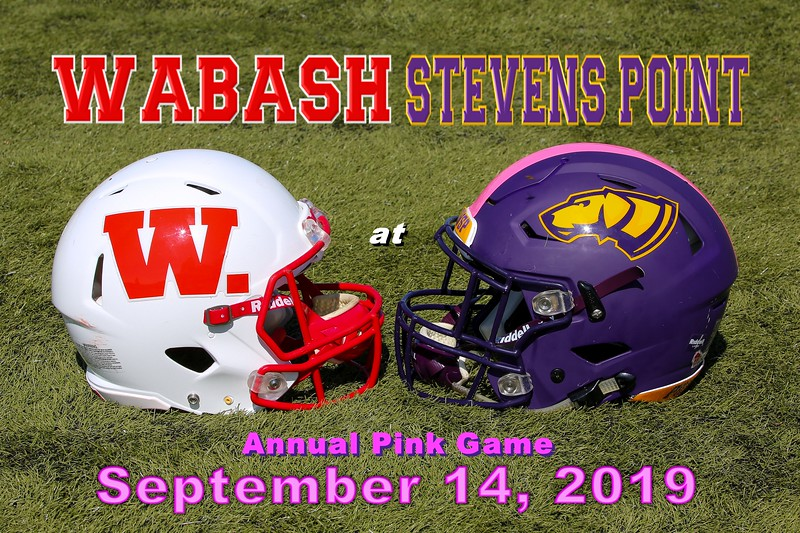 Wabash College Little Giants at University of Wisconsin at Stevens Point - Saturday, September 14, 2019