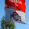 Tailgate Area - Wabash College Little Giants at University of Wisconsin at Stevens Point - Saturday, September 14, 2019