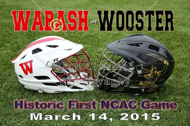 Wabash College Little Giants at the College of Wooster Fighting Scots - Saturday, March 14, 2015