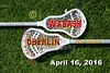 Wabash College Little Giants at Oberlin College Yeomen - Saturday, April 16, 2016