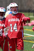 4th Quarter - Wabash College Little Giants at Oberlin College Yeomen - Saturday, April 16, 2016