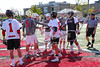 Team Captains and the Coin Toss - Wabash College Little Giants at Ohio Wesleyan University Battlin' Bishops - Wednesday, April 12, 2017