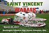 Wabash College Little Giants versus Saint Vincent University Bearcats - Game played at Worthington Kilbourne High School Located in Columbus, Ohio - Saturday, March 25, 2017