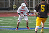 4th Quarter - Wabash College Little Giants versus Saint Vincent University Bearcats - Game played at Worthington Kilbourne High School Located in Columbus, Ohio - Saturday, March 25, 2017