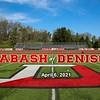 Wabash College Little Giants at Denison University Big Red - Tuesday, April 6, 2021
