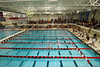Friday, February 14, 2014 - The North Coast Athletic Conference, NCAC, Swimming and Diving Championships held on the Campus of Denison University located in Granville, Ohio