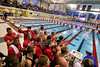 Saturday, February 15, 2014 - The North Coast Athletic Conference Swimming and Diving Championships held on the Campus of Denison University located in Granville, Ohio