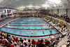 Thursday - The North Coast Athletic Conference Swimming and Diving Championships held at the Trumbull Aquatics Center located on the Campus of Denison University in Granville, Ohio - Featuring the Little Giants of Wabash College - Thursday, February 13, 2014
