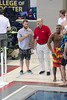 The North Coast Athletic Conference (NCAC) Swimming and Diving Championships held at the Trumbull Aquatics Center on the Campus of Denison University in Granville, Ohio - Saturday, February 13, 2016