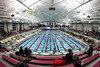 North Coast Athletic Conference (NCAC) Swimming and Diving League Championships held at the Mitchell Center on the Campus of Denison University located in Granville, Ohio - Featuring the Little Giants of Wabash College - Wednesday, February 8, 2017