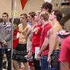 Day Three - The NCAC League Championships Held at The Mitchell Center on the Campus of Denison University in Granville, Ohio - Friday, February 15, 2019