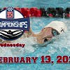 Day One - The NCAC League Championships Held at The Mitchell Center on the Campus of Denison University in Granville, Ohio - Wednesday, February 13, 2019