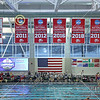 Final Day - North Coast Athletic Conference (NCAC) Swim and Dive Championships featuring the Wabash College Little Giants and held on the Campus of Denison University - Saturday, February 15, 2020