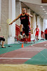 Triple Jump - Friday, March 7, 2014 - NCAC Indoor Track and Field League Championships held at Denison University in Granville, Ohio - Day One
