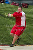 Day Two of the North Coast Athletic Conference (NCAC) Outdoor Track and Field Championships held on the Campus of Denison University in Granville, Ohio - Saturday, May 7, 2016