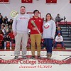 Senior Night - Manchester College Spartans at Wabash College Little Giants - Friday November 15, 2019