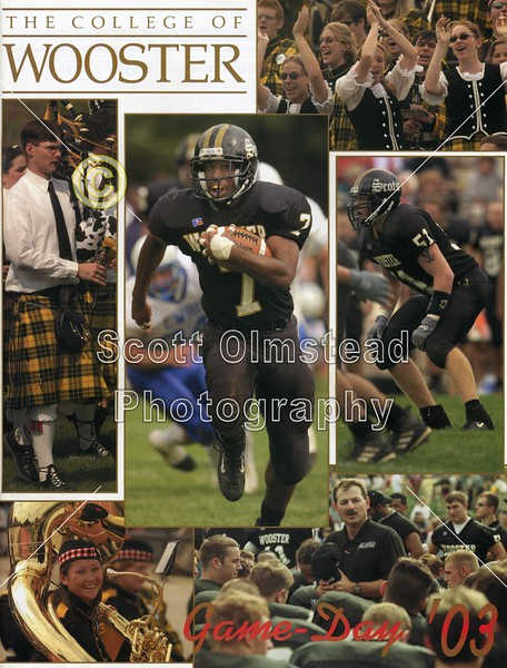 2003-08-01 Wooster Football