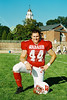 Saturday, September 20, 2003 - Earlham Quakers at Wabash Little Giants  (Old Canon AE-1 35mm film camera)