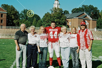 Wabash Years - Family and Friends