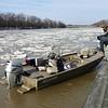 Wabash River January 4, 2014  Port of Terre Haute