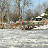 Wabash River January 4, 2014