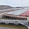 Corps locks first tow of season at Lock and Dam 2