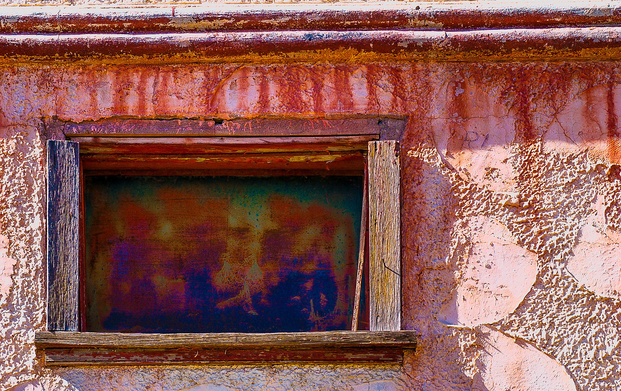 Window 2, Panguitch, Utah, 2000