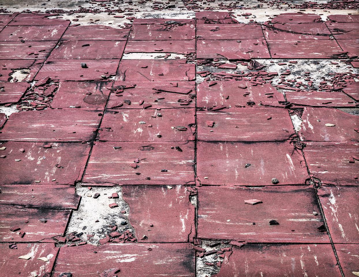Floor, Mountain View, California, 1994