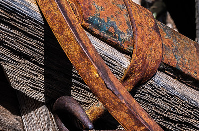 Wood and Iron, Silver Reef, Utah, 2000