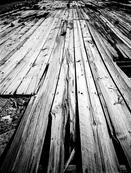 Roof, Marysville, Montana, 1996
