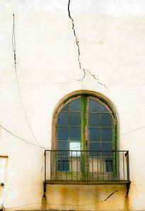 Balcony, Eureka, Utah, 2000