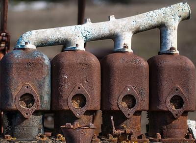 Four Cylinders, Old Molson, Washington, 2000