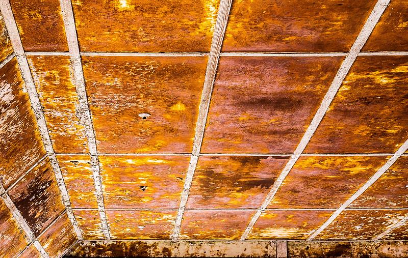 Ceiling, Eureka, Utah, 2000