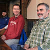 Brew Masters Ben Roesch from Wormtown and David Howard from Wachusett talk about the beer they are brewing together at Wachusett Brewing Company in Westminster called Worcester's Bravest. The sale of this beer will help raise money to be donated to the Ava Roy Fund set up by the Worcester International Association of Firefighters local 1009. SENTINEL & ENTERPRISE/JOHN LOVE