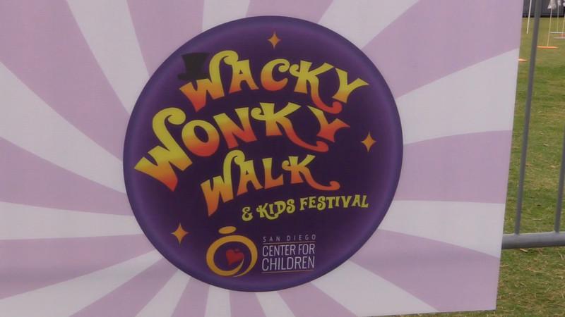Wacky Wonky Walk 2015